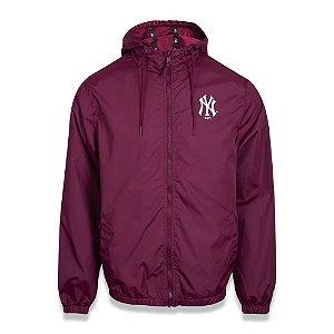 Jaqueta Quebra vento New York Yankees Sazonal Quad Vermelho - New Era