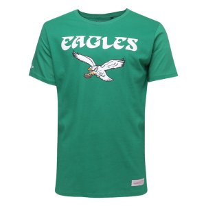 Camiseta NFL Philadelphia Eagles Estampada Verde - M&N