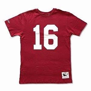 Camiseta NFL San Francisco 49ers Player 16 Joe Montana - M&N