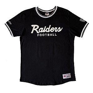 Camiseta NFL Las Vegas Raiders Especial Preto - M&N