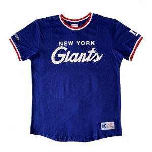 Camiseta NFL New York Giants Especial Azul - M&N