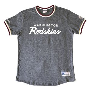 Camiseta NFL Washington Redskins Especial Cinza - M&N