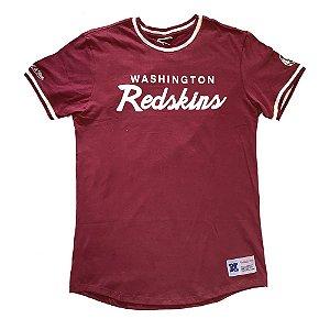 Camiseta NFL Washington Redskins Especial Vermelho - M&N