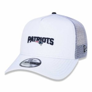 Boné New England Patriots 940 Basic Lettering - New Era