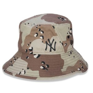 Chapéu Bucket New York Yankees MLB Desert Full Print - New Era