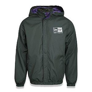 Jaqueta Quebra vento Branded Verde - New Era