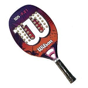 Raquete de Beach Tennis Wilson WS 9.21