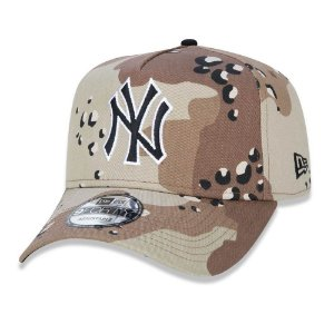 Boné New York Yankees 940 Desert Camo Full - New Era