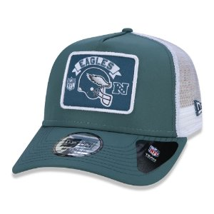 Boné Philadelphia Eagles 940 Wordmark Trucker - New Era