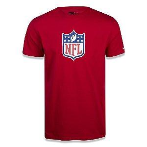Camiseta NFL Essentials Logo Vermelho - New Era