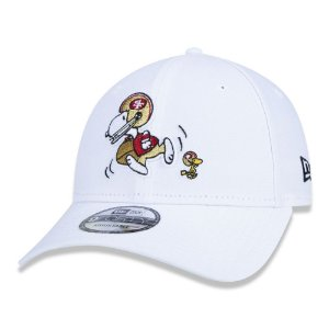 Boné San Francisco 49ers 940 Peanuts Snoopy White - New Era