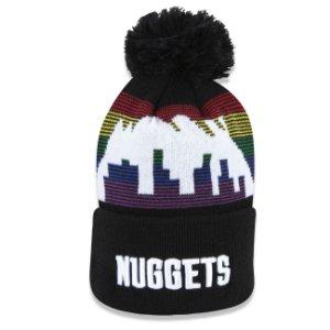 Gorro Denver Nuggets CS19 NBA - New Era
