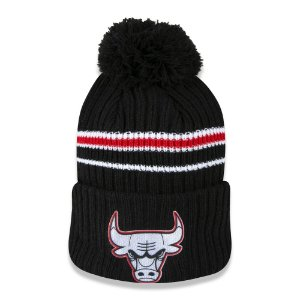Gorro Chicago Bulls Black Hawk NBA - New Era