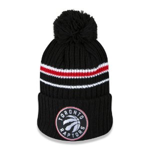 Gorro Toronto Raptors Black Hawk NBA - New Era