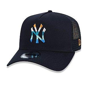 Boné New York Yankees 940 Color Stripe Inside - New Era