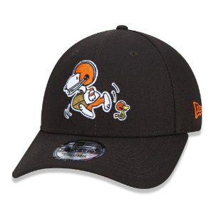 Boné Cleveland Browns 940 Peanuts Snoopy Brown - New Era