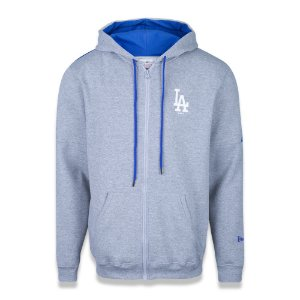 Casaco Moletom Los Angeles Dodgers Under Dance - New Era