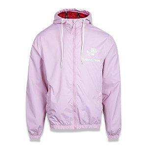 Jaqueta Quebra vento Feminina Girls Pink - New Era