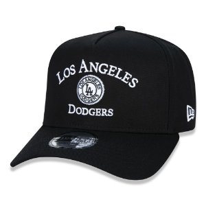 Boné Los Angeles Dodgers 940 University Black - New Era