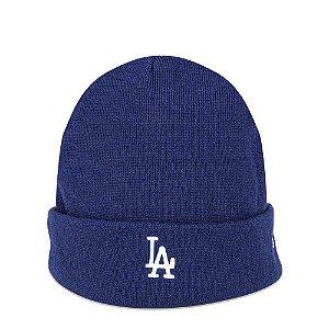 Gorro Touca Los Angeles Dodgers Plaid Dupla Face - New Era