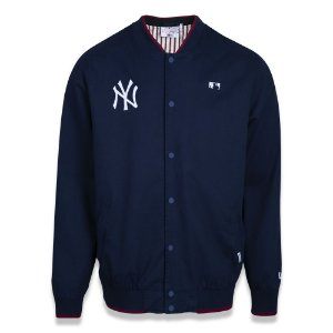 Jaqueta New York Yankees College Alkaline Bright Marinho - New Era