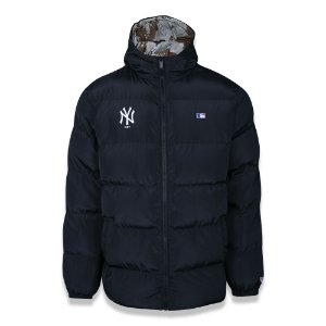 Jaqueta Bomber New York Yankees Desert Camo Inside - New Era