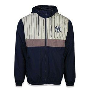 Jaqueta Quebra Vento New York Yankees 90s Cont Stripe - New Era