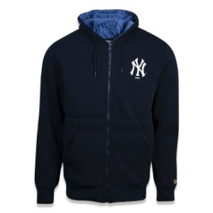 Casaco Moletom New York Yankees Neon Light - New Era