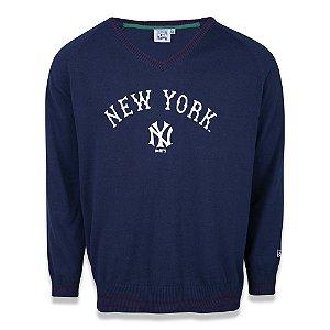 Camisa Tricot New York Yankees Heritage Word - New Era