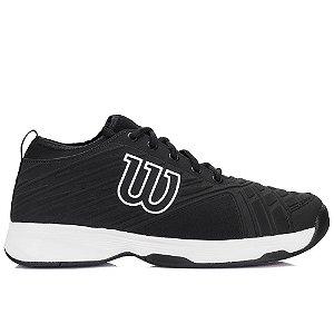 Tenis Wilson Pro Open Masculino Preto / Branco