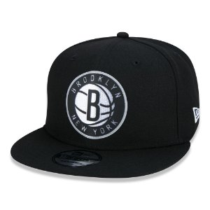 Boné Brooklyn Nets 950 Back Half - New Era