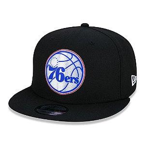 Boné Philadelphia 76ers 950 Back Half - New Era