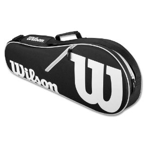 Raqueteira esportiva Advantage II 3 Pack - Wilson