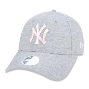Boné New York Yankees 940 Woman Jersey Cinza - New Era