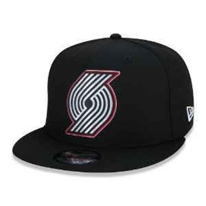 Boné Portland Trail Blazers 950 Back Half - New Era