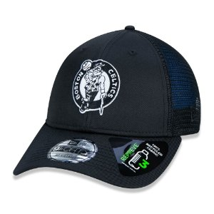 Boné Boston Celtics 940 Trucker Recycle - New Era