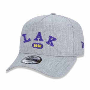 Boné Los Angeles Lakers 940 A-Frame Essentials Team - New Era