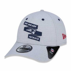 Boné New England Patriots 940 Essentials Track - New Era