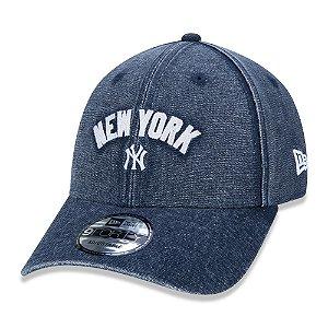 Boné New York Yankees 940 Essential Colors Jeans - New Era