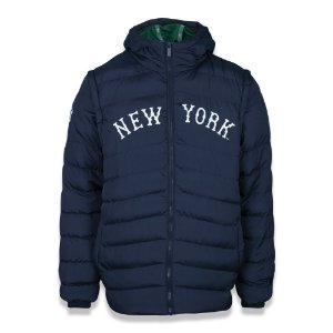 Jaqueta / Colete Bomber New York Yankees Heritage Wordmark - New Era