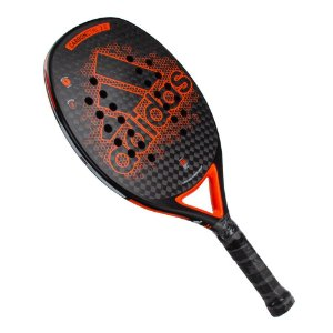 Raquete Beach Tennis Carbon CTRL 2.0 Laranja - Adidas
