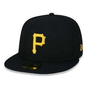 Boné Pittsburgh Pirates 5950 Game Cap - New Era