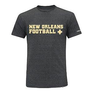 Camiseta New Orleans Football Futebol Americano - First Down