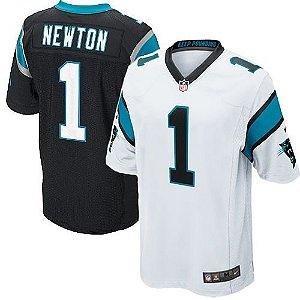 Camisa Carolina Panthers Can Newton #1 Game