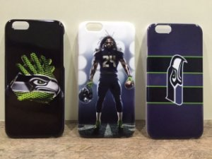 Capinha case Iphone 6 Seattle Seahawks