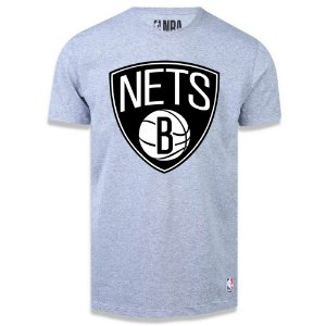 Camiseta Brooklyn Nets Big Logo - NBA