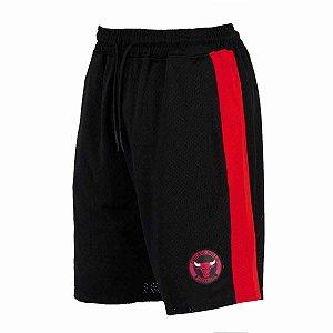 Bermuda Sintética Chicago Bulls Jersey - NBA
