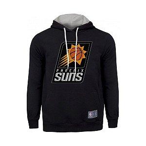 Casaco Moletom Phoenix Suns Canguru Logo - NBA