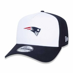 Boné New England Patriots 940 A-frame Trucker Reborn Class - New Era
