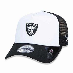 Boné Las Vegas Raiders 940 A-frame 90s Cont Tru - New Era